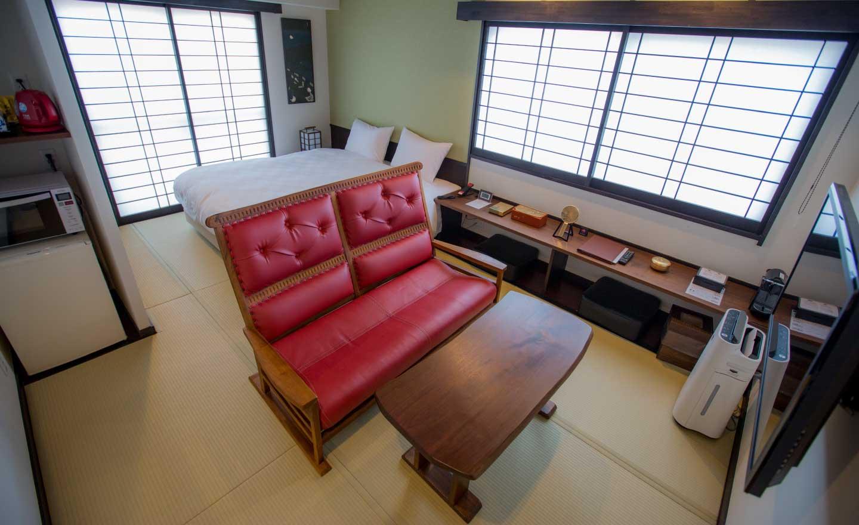 高瀬川別邸 木屋町 客室室内