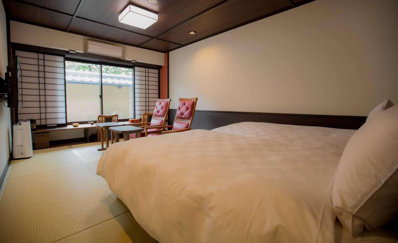 高瀬川別邸 桜 桜花 客室室内